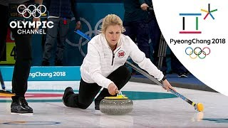 Norway's Surprising Curling Victory over Canada | Day -1 | Winter Olympics 2018 | PyeongChang