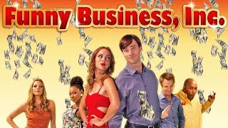 Funny Business Inc. (Free Film, English, HD, Full Length, Comedy, Romance) full length movies