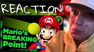 Game Theory: How to BREAK Mario! (Mario Tennis Aces) Reaction