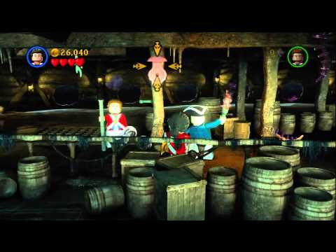 Xbox 360 Longplay [034] Lego Pirates of the Caribbean (Part 3 of 9)