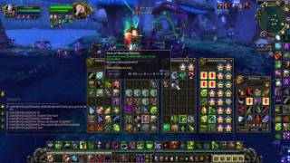 Glowcap Festival NEW WoW MicroHoliday - FINALLY A MICRO HOLIDAY DONE RIGHT!