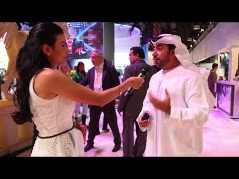 ATM 2016: His Excellency Mubarak Al Nuaimi, Abu Dhabi Tourism & Culture Authority