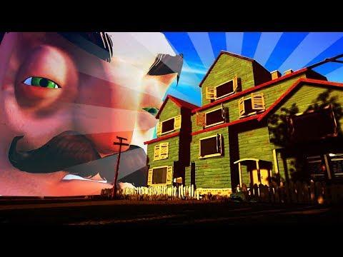 IS THIS WHERE IT ALL BEGAN!? - Hello Neighbor Mods | Hello Neighbor Prototype Trailer House BETA 3 thumbnail