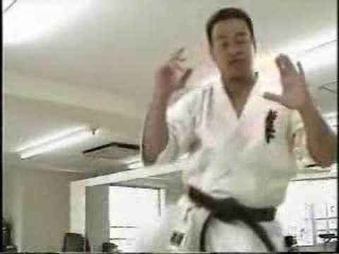 Kyokushin karate speed kick tutorial Image 1
