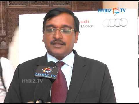 Suresh Kumar Audi Hyderabad Sales General Manager