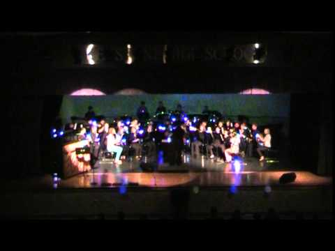 LIGHTS OUT, by Alex Shapiro - KHS Concert Band