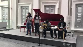 Robot by The Sam Willows | SG Rhapsodies @ NMS