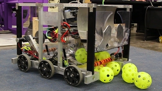 2017 Robot Reveal - Plasma Robotics - FRC Team 2403