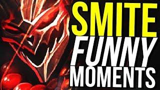 FULL HAM BUILD! - SMITE FUNNY MOMENTS