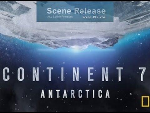 Седьмой континент: Антарктика. Не предназначена для людей!