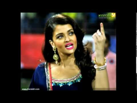 Aishwarya Rai And Abhishek Bachchan Indian Super League Full Gallery video