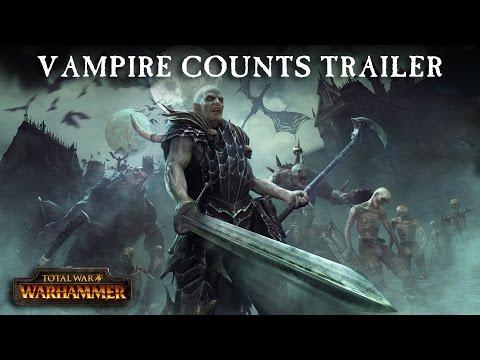 Total War: WARHAMMER - Vampire Counts - In-Engine Cinematic Trailer [ESRB]