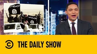 U.S. Forces Declare Victory Over ISIS in Syria | The Daily Show with Trevor Noah
