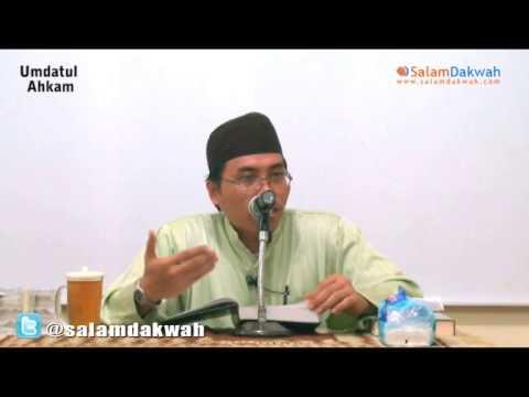 Umdatul Ahkam Oleh:Ustadz Kurnaedi,Lc - Part 2