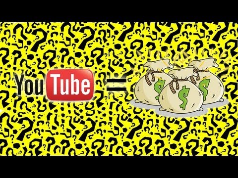 How to Set Up Monetization and a Google Adsense Account Through Youtube