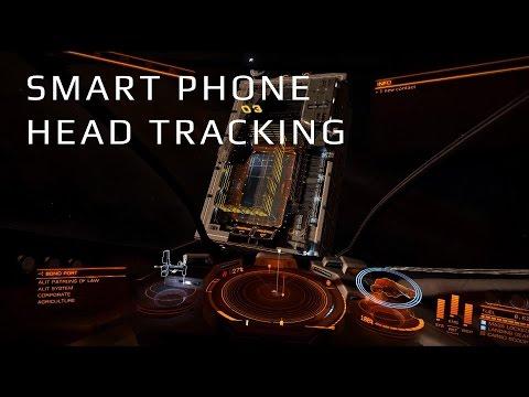 Smart Phone Head Tracking