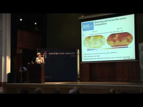 CFI UK presents Dr Vicky Pope at Global Warming - Where Do We Go From Here?