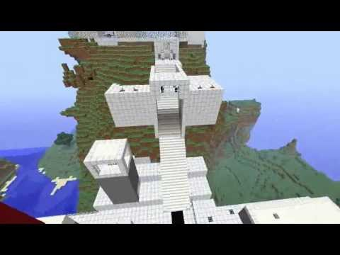 Minecraft Nuclear Missile Silo Extra Additions