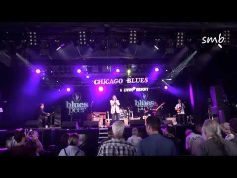 Chicago Blues - A Living History @ Peer Rhythm and Blues Festival 2014 - Peer, Belgium