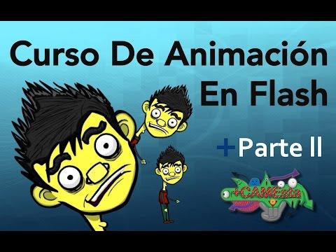 Curso De Animacion Digital En Flash CS6 - 02 - ¿Como y que es Flash? (Bonitos y gorditos muchachos)