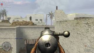 COD 2 Online Gameplay S&D ET TDM Match HD