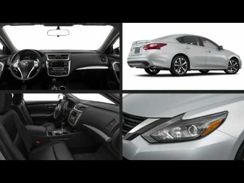 2017 Nissan Altima Video
