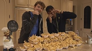 $100 FRENCH FRY CHALLENGE