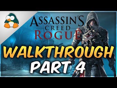 Assassin's Creed Rogue Gameplay Walkthrough Part 4