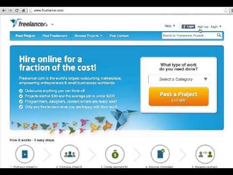Great Websites to Find Freelance Jobs - FreshBooks
