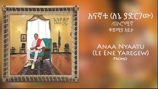 Teddy Afro -  Annaga'tu - New Ethiopia Oromigna Music 2017