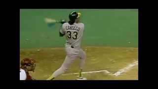 Jose Canseco Career Highlights