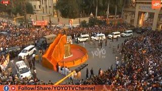 PM MODI Convoy In Varanasi | Varanasi Welcomes Narendra Modi | BJP