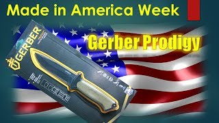 The Made in America Gerber Prodigy