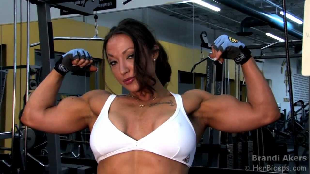 Brandi Mae HerBiceps - YouTube