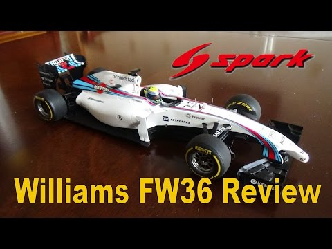 Spark Review. Williams FW36 (2014)
