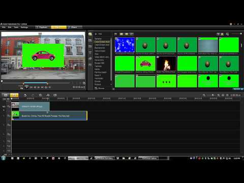 Corel video studio pro x5 Tutorial for screen animation.mp4