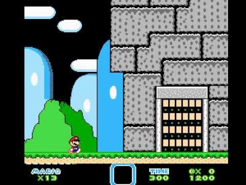 Super Mario World (Full Version) - Vizzed.com Play - User video