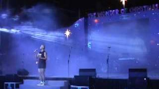 Dongfang Billy Wang Testimony And Songs At Ccis Celebrate Christmas In Singapore 2008