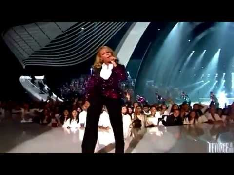 Beyoncé - Love On Top (live)  Mtv Vmas 2011 (hd) video
