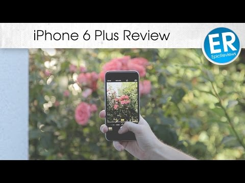 iPhone 6 Plus Review (Deutsch/German)