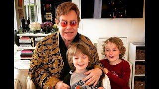 Elton John's Parents, 4 Half-Brothers, Spouse, 2 Sons