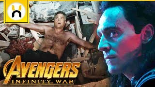 Why Loki Sends Hulk to Doctor Strange Theory | Avengers Infinity War