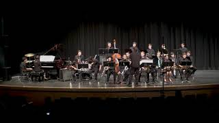 Century Jazz-1 at the 2018 Pacific Conference Jazz Championships