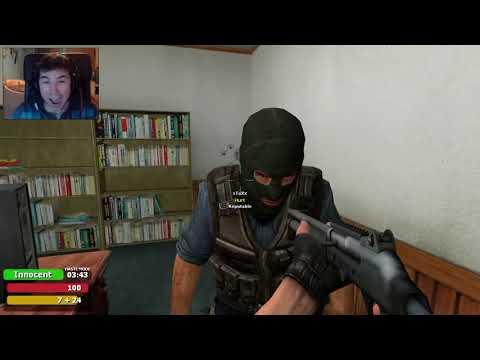 EL GUARDIÁN DE LAS PUERTAS!! - c/ Alex y sTaXx | Garry`s Mod (Trouble in Terrorist Town) #41