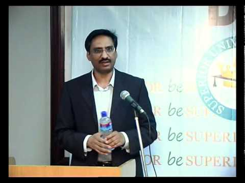 DISCOVER YOUR TALENT - JAVED Chaudhry In Superior University (Part 1 to 8).mp4