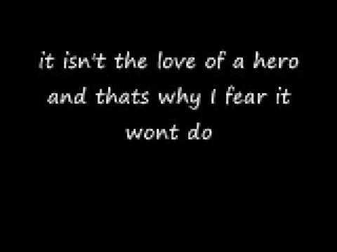 Chad Kroeger Feat josey scott - hero