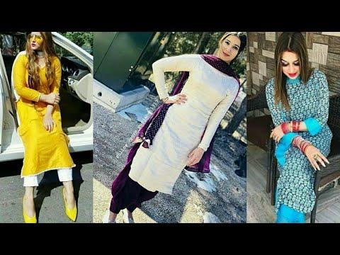Suit Fashion Trend 2018 //Latest summer suits designs//Latest Suit design//Punjabi Suit designs