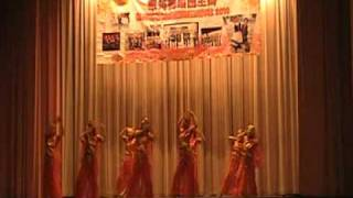 輝煌(WK groupdance)  Choreographed by--- Law Kam wah --teacher