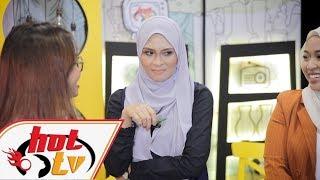 SITI NORDIANA - Hot TV Di TV9