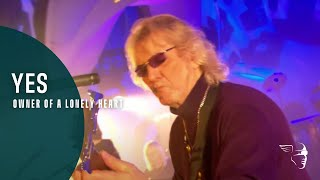 YES - Owner of a Lonely Heart (Live)